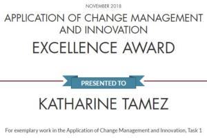 Portfolio for Change Management Consulting