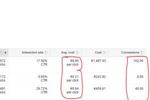Portfolio for Google Ad Account Optimization