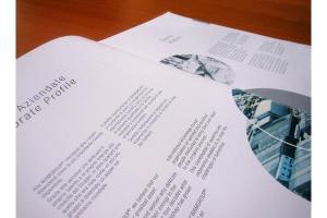 Portfolio for Annual Reports