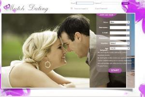 Portfolio for Dating site application