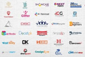 Portfolio for Best Logo Designer