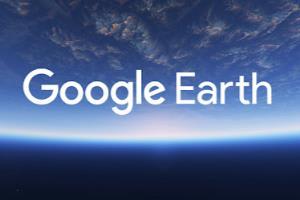 Portfolio for Google Earth Animation Sequence