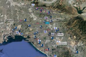 Portfolio for Google Earth Measurement
