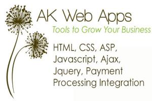 Portfolio for Classic ASP Programming