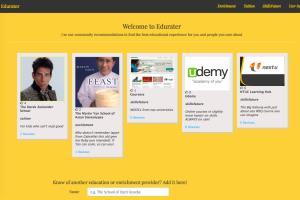 Portfolio for Front-end Web programming