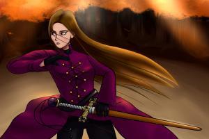 Portfolio for Illustrations- Semi-realistic or manga