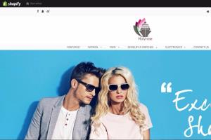 Portfolio for I will Create a Full Shopify Store