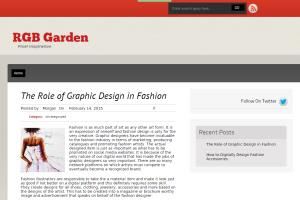 Portfolio for Online Marketing