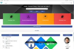 Portfolio for SharePoint Intranets