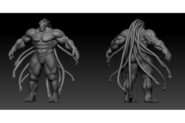 Portfolio for 3D Artist
