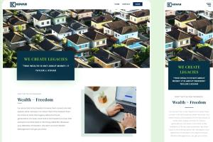 Portfolio for Web design+LOGO(Graphic) Branding