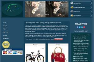 Portfolio for psd to wordpress website blog design