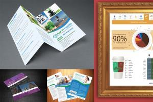 Portfolio for Branding / Graphics Designing