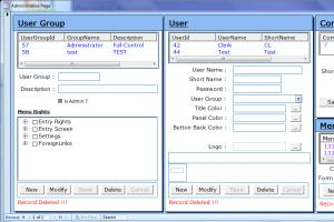 Portfolio for Excel,Access,VBA,VB,VB.Net,SQL Express