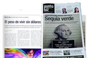 Portfolio for Business Writing in spanish