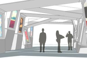 Portfolio for 3D architectural models