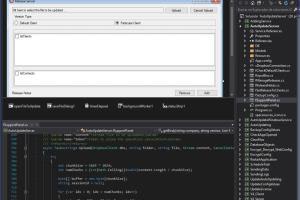 Portfolio for Windows Services Development