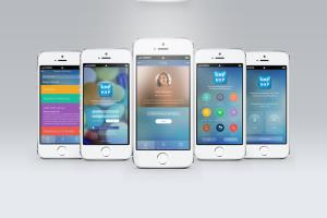 Portfolio for iPhone and Android Apps Development