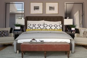 Portfolio for 3D interior modelling and rendering