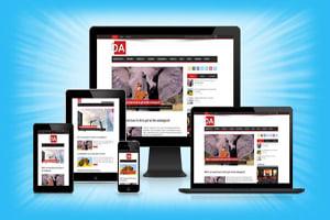 Portfolio for Web Design   PSD to HTML   HTML5   CSS3