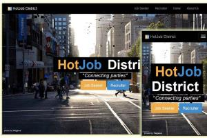 Portfolio for Java Web App/Service/Site Programmer