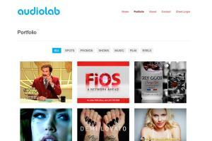 Portfolio for WordPress Design & Hosting