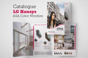 Portfolio for Brochure & Catalog Design