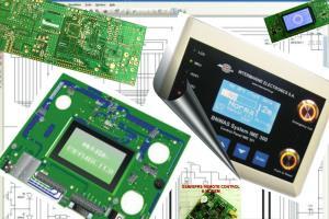 Portfolio for Electronic Engineer - designer