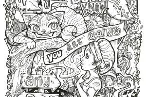 Portfolio for Coloring Book Illustration