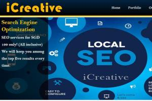 Portfolio for Web development & SEO