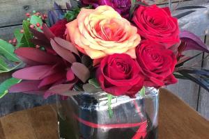 Portfolio for Floral Designer