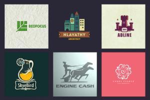 Portfolio for logo designs