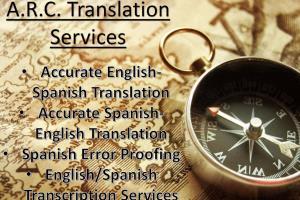 Portfolio for English/Spanish Translator