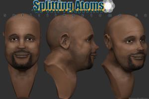 Portfolio for Digital Sculpting and 3D Model design