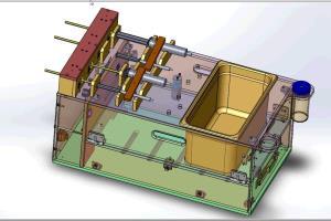 Portfolio for Experienced electronics engineer