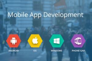 Portfolio for PhoneGap Application Development Company