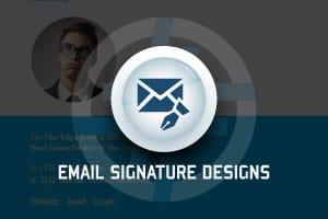 Portfolio for EMAIL SIGNATURE DESIGNS