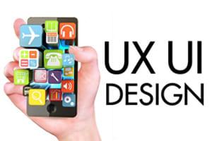 Portfolio for Mobile app UI UX design