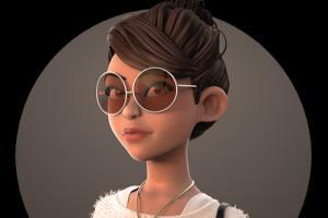 Portfolio for 3D Character Artist