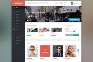 Portfolio for UI/UX Design.