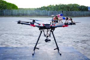 Portfolio for Drone Services