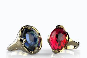 Portfolio for Jewelry Design/Goldsmith