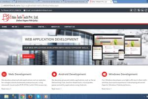 Portfolio for Android, .Net, Java and PHP developer
