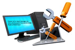 Portfolio for Laptop & Desktop Computer Repair