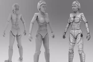 Portfolio for CG Generalist & 3d animator