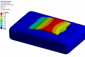 Portfolio for CAD Structural Analysis CFD Analysis