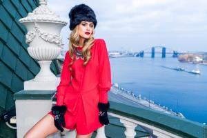 Portfolio for Fashion and Advertising Photographer