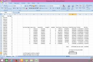 Portfolio for Statistician & tutor