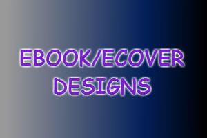 Portfolio for Professional Ebook/Ecover Designs