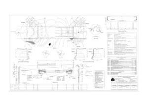 Portfolio for PDF to DWG conversion, CAD, edition